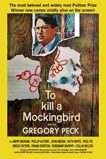 To Kill A Mockingbird Movie Poster  Large 24inx36in