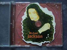 Michael Jackson Limitierte Interview Shape CD / Cut CD