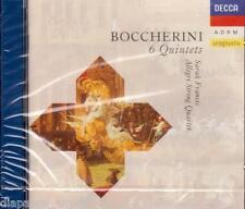 Boccherini: 6 Quintetti (Quintets) / Sarah Francis, Allegri Quartet - CD