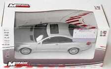 1:43 Mercedes-Benz CL Coupé C216 silber silver metallic - Mondo Motors 53/124