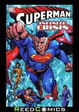 SUPERMAN INFINITE CRISIS GRAPHIC NOVEL (128 Pages) New Paperback