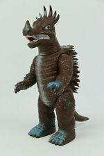 1992 Bullmark Brown ANGUIRUS Loose 23 cm Kaiju ULTRAMAN Sofubi Figure