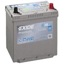 Exide Premium EA386 38Ah Autobatterie Starterbatterie
