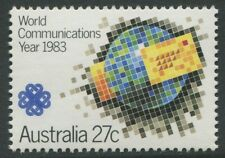 WORLD COMMUNICATIONS YEAR 1983 - MNH (R50-RR)
