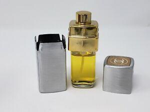 Vintage Chanel No. 19 Eau De Cologne Spray 1 1/2 oz Refillable
