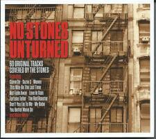 No Stones Unturned - 60 Original Tracks Covered By The Stones 3CD NEW/SEALED