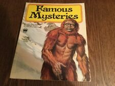 World & Whitman FAMOUS MYSTERIES vintage Mystery Book