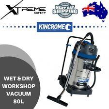 Kincrome Wet & Dry Workshop Vacuum 80L 240V / 2200W