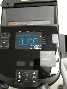 Precor EFX R20 console fits EFX 225, 423, or 427 Tested, Works