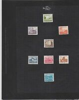 hungary 1953 used stamps page ref 17649