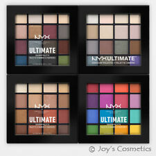 """2 NYX Ultimate Shadow Palette - Eyeshadow """"Pick Your 2 Color"""" Joy's cosmetics"""