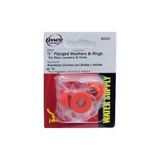"""Danco 3/8"""" Flanged Washers and Rings, 80331"""