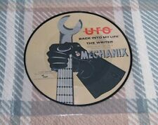 UFO - Back Into My Life - Scarce Vinyl Picture Disc - Beauty! - Scorpions