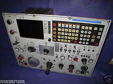 MORI SEIKI DF8100141 Type JZNC-GOP CNC LATHE CONTROL PANEL,MORI SEIKI TL-5B/1000