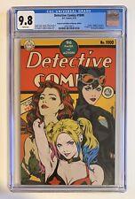 DETECTIVE COMICS #1000 • CGC SS • GOLDEN AGE VARIANT• STANLEY ARTGERM LAU • WOW!