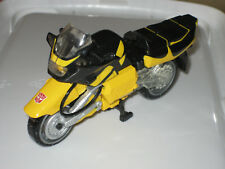 Transformer RID Motorcyle yellow complete