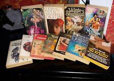 11 Vintage HARLEQUIN Romance KISMET Soft Love Eden Drama Novels - Judith Krantz