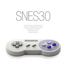8BITDO SNES30 Wireless Bluetooth Classic Controller Gamepad w/ Xstand 319