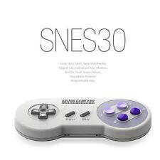 8BITDO SNES30 Wireless Bluetooth Classic Controller Gamepad w/ Xstand 319