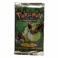 POKEMON JUNGLE 1ST EDITION BOOSTER BOX BRAND NEW ENGLISH FREE SHIP USA ONLY
