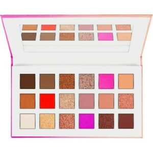 CATRICE Neonude 18 Colour Eyeshadow Palette - Nude Neutral Bold Electric Pigment
