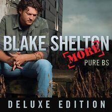 Blake Shelton - Pure BS [New CD] Bonus Tracks, Deluxe Edition, O-Card Packaging