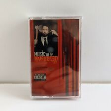 Eminem Music to Be Murdered by Limited Edition Red Cassette Alternate Cover