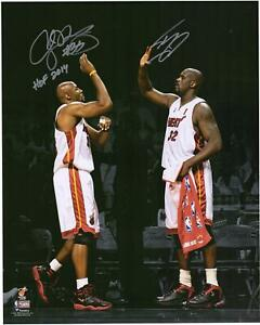Autographed Shaquille O'Neal Heat 16x20 Photo Item#11526842