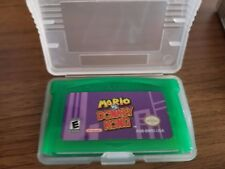 Mario vs. Donkey Kong (Nintendo Game Boy Advance, 2004) Game Only Reproduction
