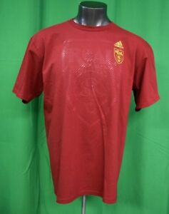 adidas MLS Mens Real Salt Lake RSL Soccer Shirt NWT XL