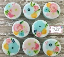FLORAL FIELDS BABY Kids Drawer Knobs m2m Cloud Island Bedding Nursery Decor