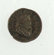 France circa 1820 LOUIS XVIII AND HENRI IV By E. Dubois silver 18mm