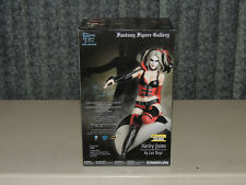 Yamato Fantasy Figure Gallery Harley Quinn By Luis Royo Exclusive Statue IN BOX