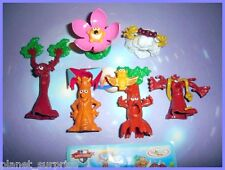 KINDER SURPRISE SET - FUNNY CASTLE MAGIC FOREST - FIGURES TOYS COLLECTIBLES