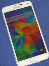 Samsung Galaxy S5 SM-G900F - 16GB - Weiss (T-Mobile) Smartphone
