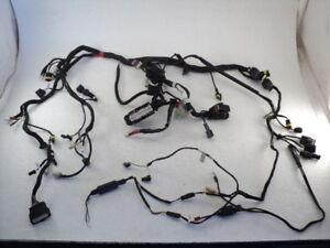 Ducati Monster 696 with ABS #8532 Electrical Wiring Harness / Loom