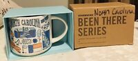 New Starbucks Coffee Mug North Carolina Been There Series 14 oz. 2017 NIB