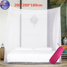 AU*Large Camping Mosquito Net Indoor Outdoor Netting Storage Bag Insect Tent