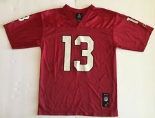 d35ac2722 Arizona Cardinals Kurt Warner Reebok Red Jersey size Youth L 14 16