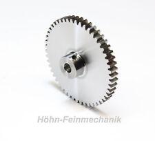 Ingranaggio cilindrico, ingranaggio, 50 Denti, Modulo 0,6 acciaio