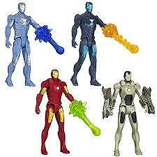 Iron Man Avengers Initiative Figures Collectables Choice Of 4