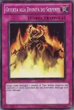 Offeta alla Divinità dei Serpenti YU-GI-OH! RYMP-IT085 Ita COMMON 1 Ed.