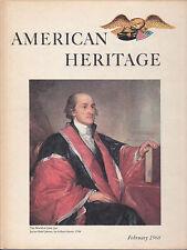 American Heritage February 1968 (Vol 19 No 2)