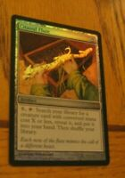 1x FOIL Citanul Flute, 10th Edition, EDH Commander Artifact Tutor Creature