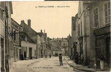 CPA   Pont-sur-Yonne - Rue de la Gare   (358335)