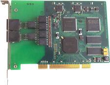 AVM Controller C2 aktive ISDN PCI Karte 4 B Kanäle 2x S0 Ports  #80