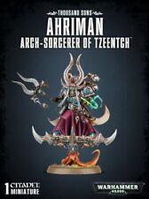 Thousand Sons Ahriman Arch Sorcerer of Tzenntch Games Workshop 40.000 40k Chaos