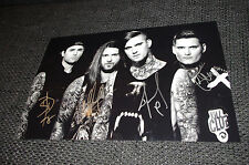 GLAMOUR OF THE KILL signed 8x12 inch autograph Photo InPerson in Germany LOOK