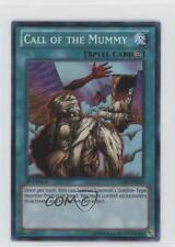 2013 Mega-Pack Base 1st Edition #LCJW-EN212 Call of the Mummy YuGiOh Card 3d8