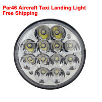 PAR46 GE4522/4570/4580/4581 LED  Landing Taxi Light 36W For Aircraft Airplane